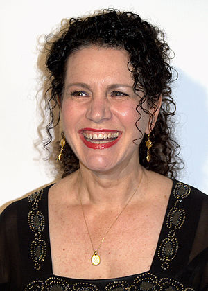 Susie Essman - Essman at the 2009 Tribeca Film Festival premiere of Whatever Works.