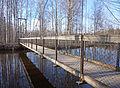 Suspension bridge in Muurame.jpg