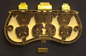 Purse Cover from Sutton Hoo burial