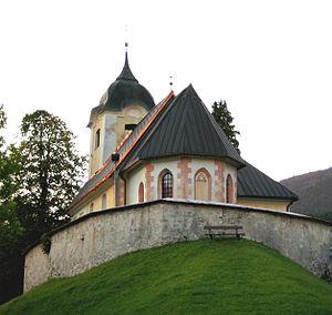 Rateče - Holy Spirit Church