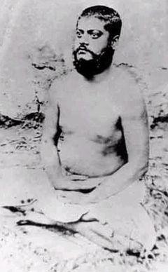 Vivekananda in Cossipore 1886
