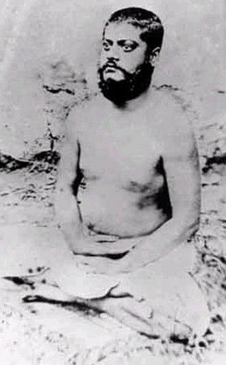 Swami Vivekananda - Vivekananda in Cossipore 1886