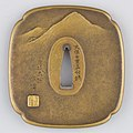 Sword Guard (Tsuba) MET 29.100.1022 003feb2014.jpg