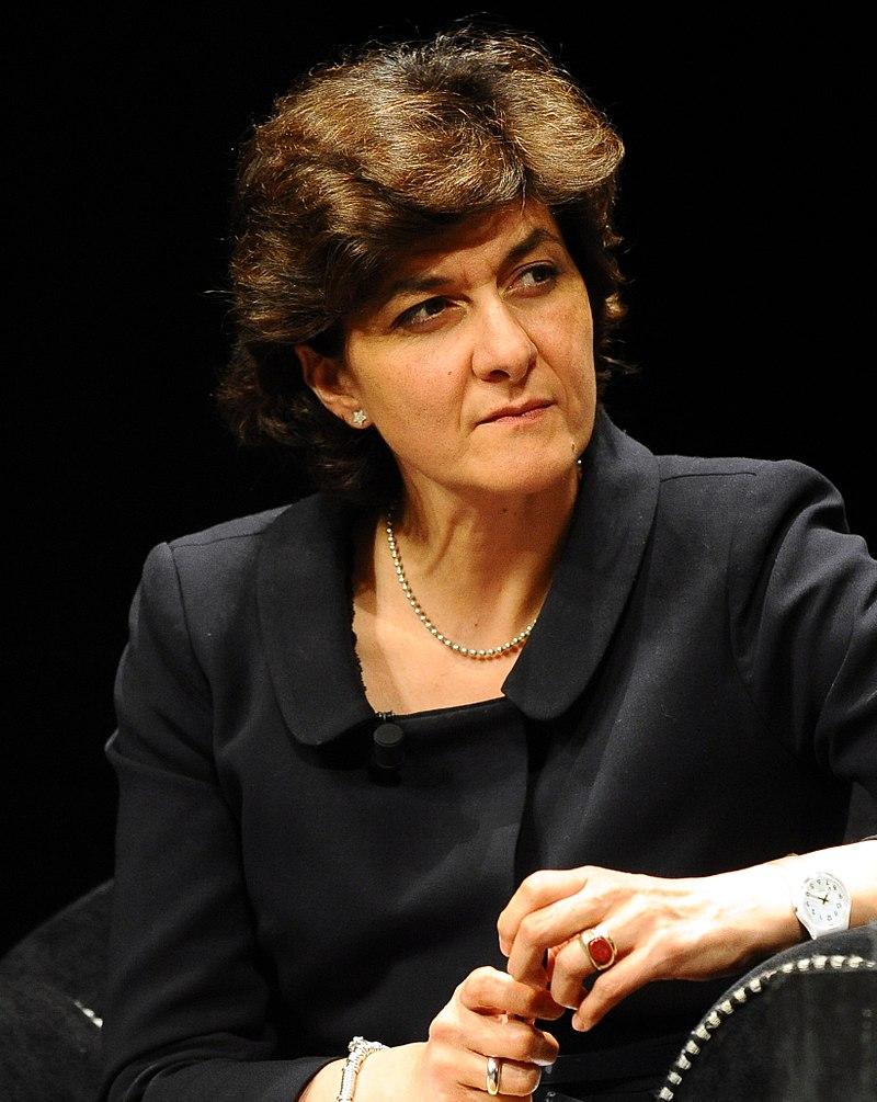 Sylvie Goulard en mai 2013.