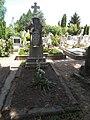Szarka Gyula plébános sírja, katolikus temető, 2017 Bicske.jpg