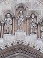 Szent László kápolna, Jézus és két apostol, 2018 Városliget.jpg