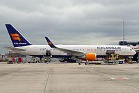 TF-ISO - B763 - Icelandair