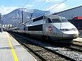 TGV Sud-Est 80 à Annecy (avril 2008).JPG