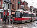 TTC streetcar 4237 at Parliament and Queen, 2014 12 17 (3).JPG - panoramio.jpg