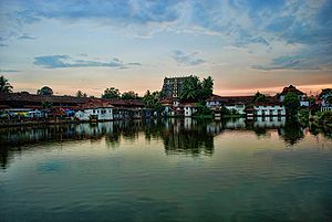 Thiruvananthapuram district - Sree Padmanabhaswamy temple in Thiruvananthapuram
