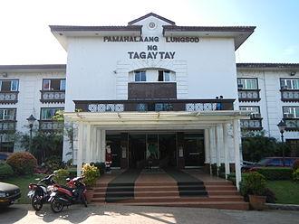Tagaytay - Tagaytay City Hall