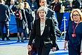 Tallinn Digital Summit. Arrivals Theresa May (37388975041).jpg