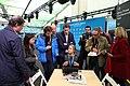 Tallinn Digital Summit press presentation- e-Estonia (37338261462).jpg