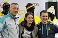 Tanja Kolbe bei der Olympia-Einkleidung Erding 2014 (Martin Rulsch) 01.jpg