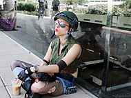 Tank Girl cosplayer.jpg