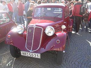 Tatra 57 - Image: Tatra 57 A