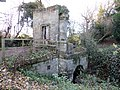 Tea House or Summerhouse ruin and Palladian Bridge, Newhailes, Musselburgh.jpg