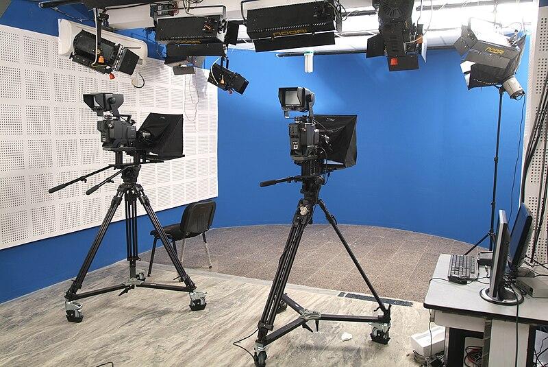 File:Television studio HTV.jpg