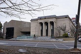Temple Israel (Boston) - Image: Temple Israel Boston