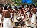 Temple festival, Alleppey, Kerala (16660346661).jpg