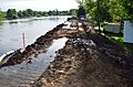 Temporary levee in Minot, N.D..jpg