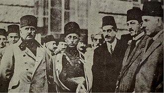 Ali Fuat Cebesoy - Image: Terakkiperver Cumhuriyet