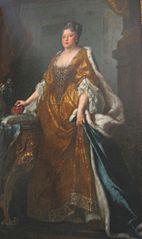 Portret Teresy Kunegundy Sobieskiej