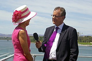 Terry Willesee Australian television presenter