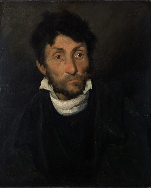 Fișier:Théodore Géricault - L'Aliéné.jpg