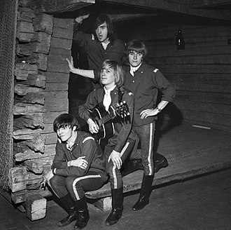 The Renegades (band) - Image: The Renegades 1966