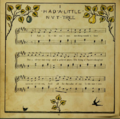 The Baby's Opera A book of old Rhymes and The Music by the Earliest Masters Book Cover 38.png