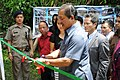 The Chief Minister of Mizoram, Shri Lal Thanhawla inaugurating the 49th Bharat Nirman Public Information Campaign, at Tualvungi Hall, Thenzawl on September 20, 2011.jpg