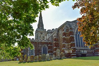 Richard Coles - The Church of St Mary the Virgin, Finedon, Northamptonshire