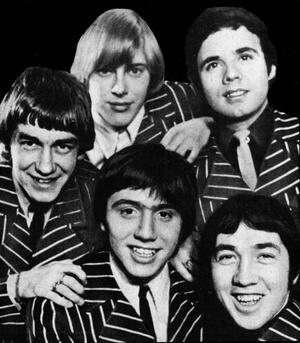 The Easybeats - The Easybeats in 1966