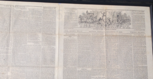 The Liberator (newspaper) - Garrison celebrates 13th amendment William Lloyd Garrison.