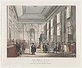 The Great Hall, Bank of England (Microcosm of London, plate 7) MET DP874006.jpg