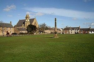 Swinton, Scottish Borders - The Green at Swinton