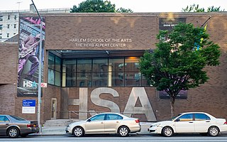 The Harlem School of the Arts Non-profit organisation in the USA