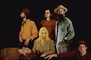 The Head and the Heart American indie folk band