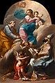 The Holy Family and Saint Augustine by Gaetano Gandolfi.jpg