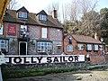 The Jolly Sailor, Bursledon - geograph.org.uk - 399537.jpg