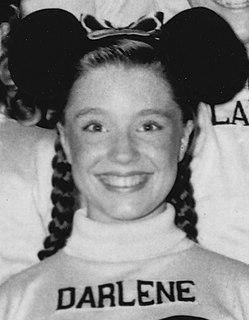 Darlene Gillespie American actress and singer