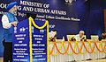 The Minister of State for Housing and Urban Affairs (IC), Shri Hardeep Singh Puri addressing at the inauguration of the National Workshop on Urban Livelihood Mission, in New Delhi.jpg