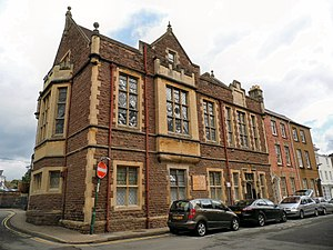 The Nelson Rooms, Monmouth - Image: The Nelson Rooms, Glendower St, Monmouth