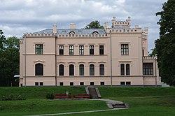 The New Castle of Alūksne, 2013, 3.jpg