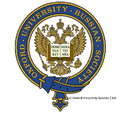 The Oxford University Russian Society's centenary coat of arms.png