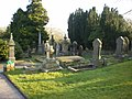 The Parish Church of St Mary, Newchurch-in-Pendle, Graveyard - geograph.org.uk - 1214689.jpg