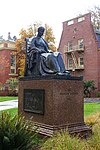 The Pioneer Mother by Alexander Phimister Proctor - Eugene, Oregon - DSC09228.jpg