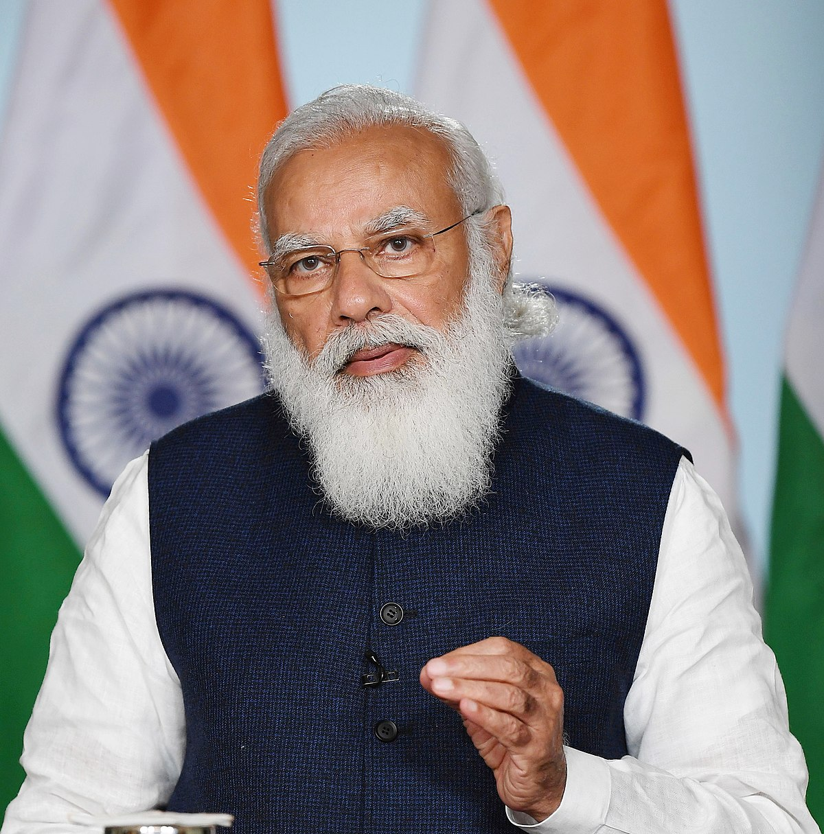 चित्र:The Prime Minister, Shri Narendra Modi addressing at the webinar for effective implementation of Union Budget in Defence Sector.jpg - विकिपीडिया