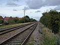 The Railway towards New Holland - geograph.org.uk - 1511255.jpg